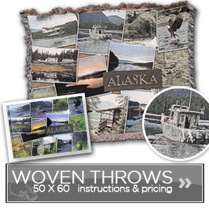 Woven-Throw-Button