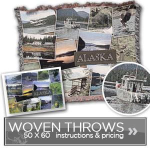 Woven-Throw-Button